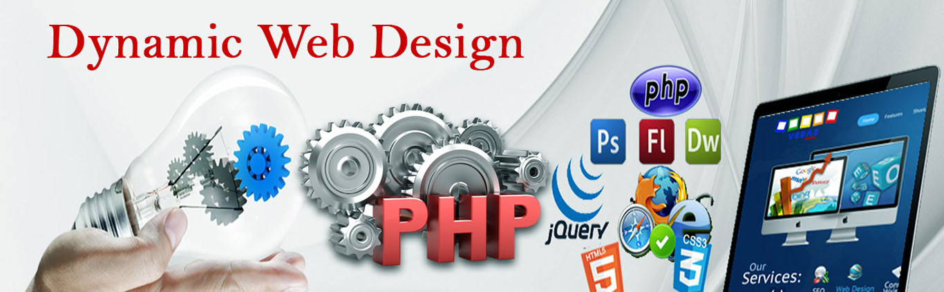 Dynamic Website Development Company
